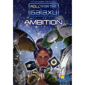 Roll for the Galaxy: Ambition - Quiche Games