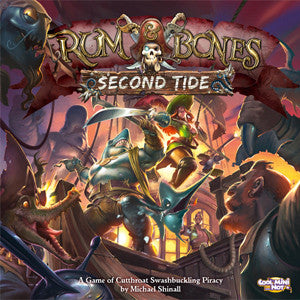 Rum & Bones: Second Tide - Quiche Games