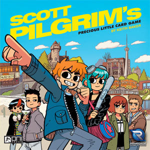 Scott Pilgrim's Precious Little Card Game - Quiche Games