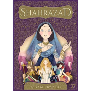 Shahrazad - Quiche Games