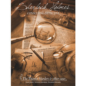 Sherlock Holmes Consulting Detective: The Thames Murders & Other Cases - Quiche Games