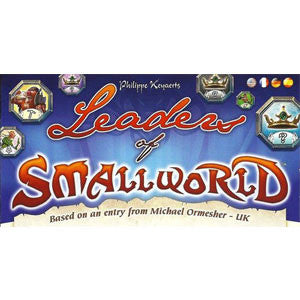 Small World: Leaders of Small World - Quiche Games