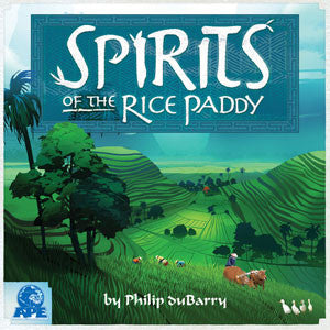 Spirits of the Rice Paddy - Quiche Games