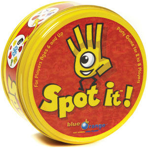 Spot It! - Quiche Games