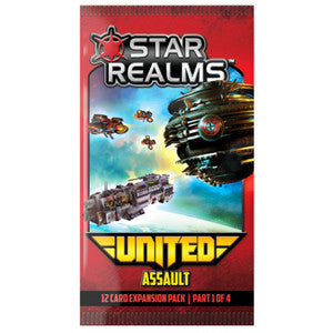 Star Realms: United – Assault - Quiche Games