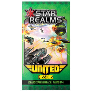Star Realms: United – Missions - Quiche Games