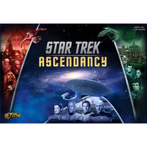 Star Trek: Ascendancy - Quiche Games