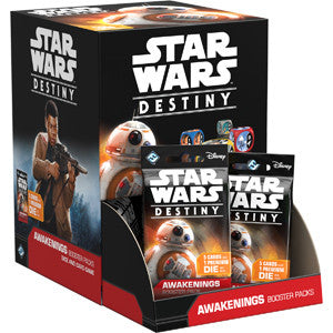 Star Wars Destiny: Awakenings Booster Box - Quiche Games