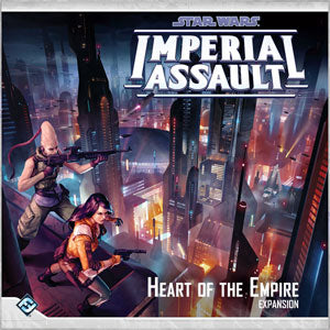 Star Wars: Imperial Assault – Heart of the Empire - Quiche Games