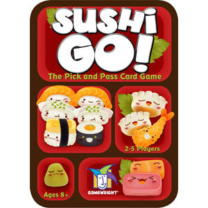 Sushi Go! - Quiche Games