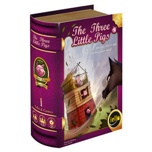 Tales & Games: The Three Little Pigs - Quiche Games
