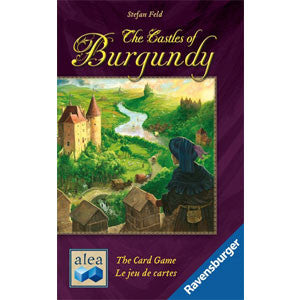 The Castles of Burgundy: The Card Game - Quiche Games