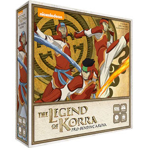 The Legend of Korra: Pro-Bending Arena (Kickstarter Edition)
