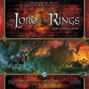 The Lord of the Rings: The Card Game - Quiche Games
