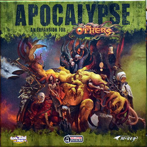 The Others: 7 Sins – Apocalypse Expansion - Quiche Games
