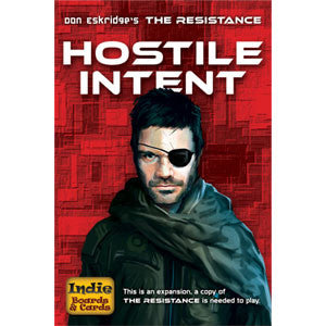 The Resistance: Hostile Intent - Quiche Games