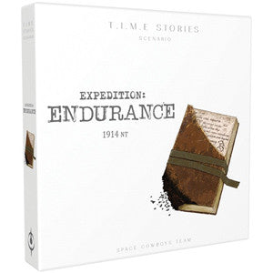T.I.M.E Stories: Expedition: Endurance - Quiche Games