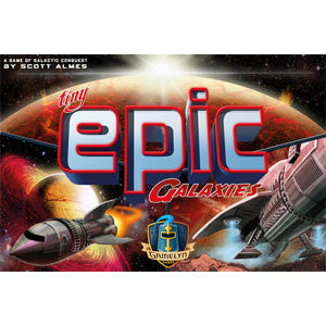 Tiny Epic Galaxies - Quiche Games