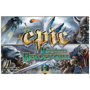 Tiny Epic Kingdoms: Heroes' Call - Quiche Games