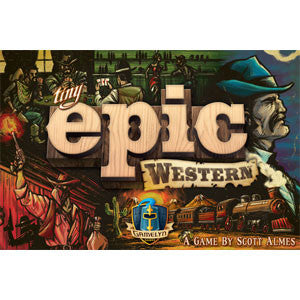 Tiny Epic Western - Quiche Games