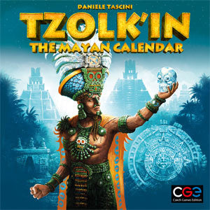 Tzolk'in: The Mayan Calandar - Quiche Games