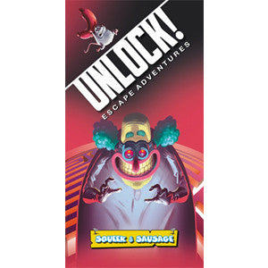 Unlock! Squeek and Sausage - Quiche Games
