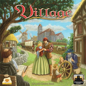 Village - Quiche Games