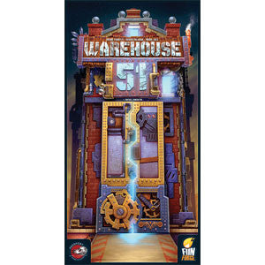 Warehouse 51 - Quiche Games