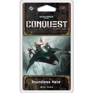 Warhammer 40,000: Conquest – Boundless Hate - Quiche Games