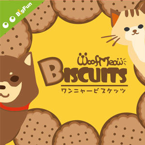 Woof Meow Biscuits - Quiche Games