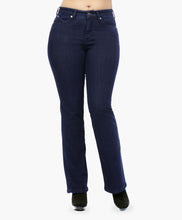 Load image into Gallery viewer, BOOT CUT BLUE - Beauty in Curves | Secret Sculpt System Jeans