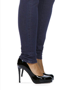 SKINNY BLUE - Beauty in Curves | Secret Sculpt System Jeans
