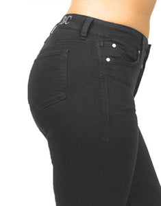 ANKLE SLIM BLACK - Beauty in Curves | Secret Sculpt System Jeans