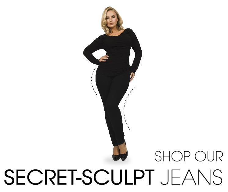 Beauty In Curves Sculpt Jeans