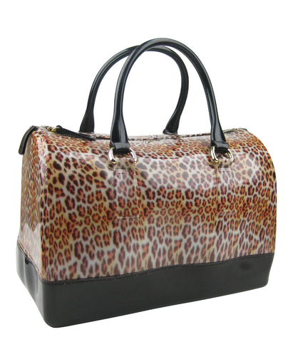 Leopard Jelly Bag