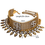 Bling Money Choker