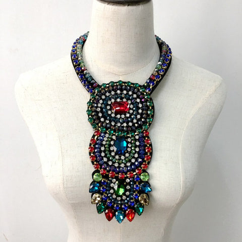 Luxe Glam Necklace II