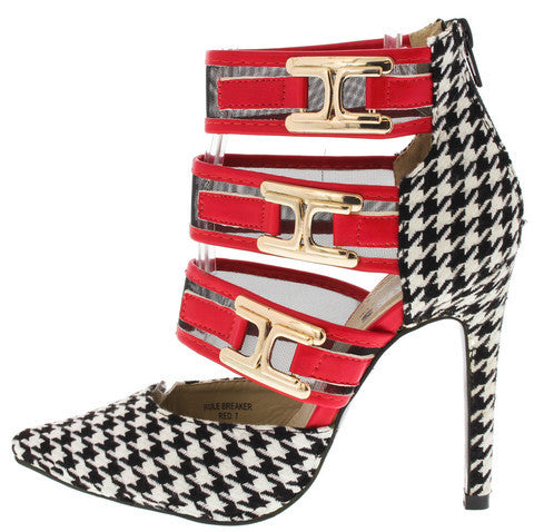 Rulebreaker Red Heels