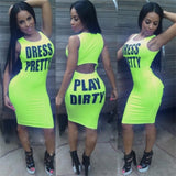 Dress Pretty Play Dirty Dress