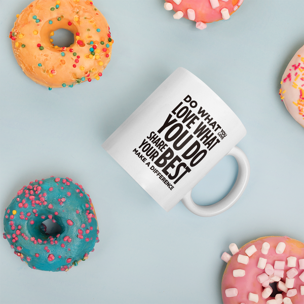 Be Inusual Breakfast Mug