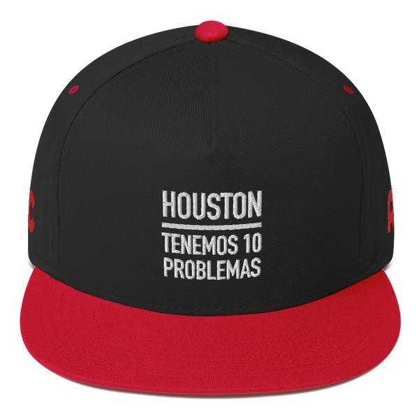 "Gorra ""Houston"" de visera plana"