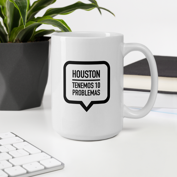 "Taza ""Houston"