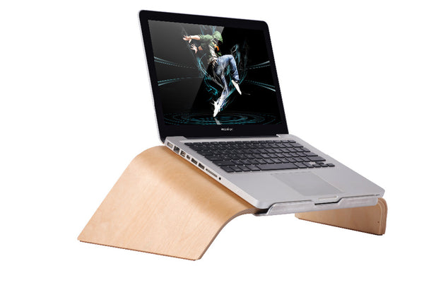 Laptop Wood Holder Riser