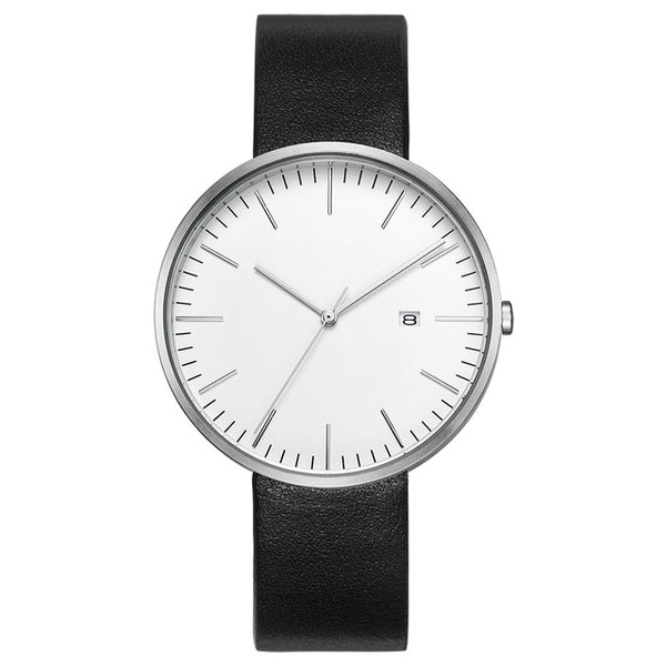 Unisex watch stainless steel