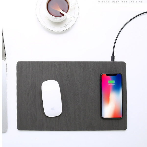 Fast Wireless MousePad Charger