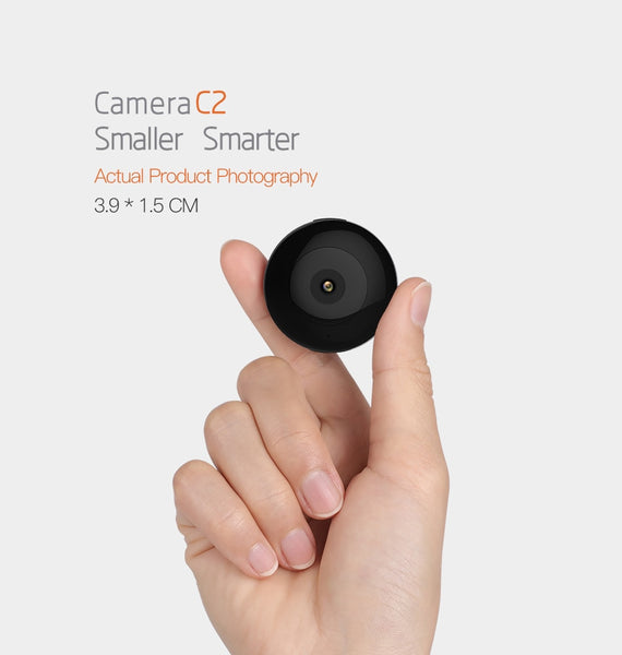 Mini Camera HD Wearable