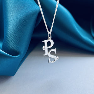 MY TWO LETTERS necklace - BYVELA jewellery