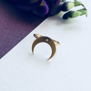 YVOIRE Ring - BYVELA designer jewellery in silver and gold