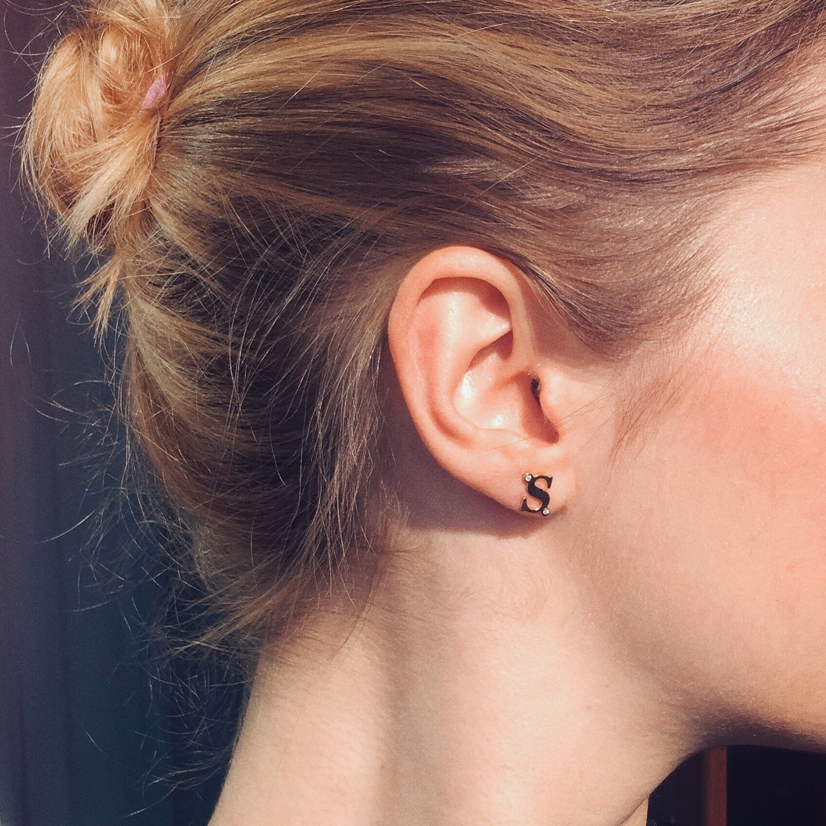 MY EARRINGS №1 - BYVELA designer jewellery in silver and gold