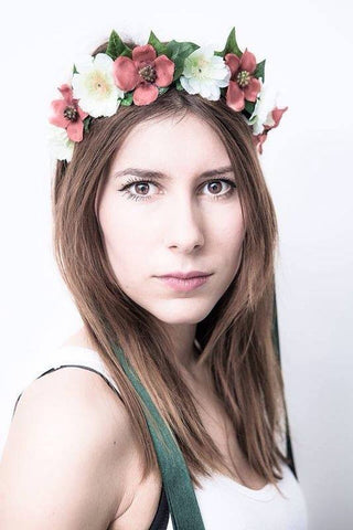 FEMEN Small Flower Crown